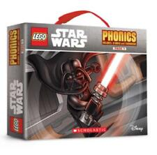 Lego Star Wars PHONICS Pack I BOXED SET of 12 Titles Featuring Vowel Sounds
