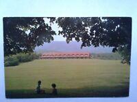 Vintage Postcard of Cacapon Lodge near Berkeley Springs, WV