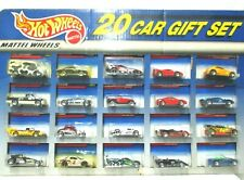 Hot Wheels Mattel 20 Car Gift Set Vintage 1995 32 Ford Ferrari F50 Lakester NEW