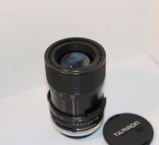 TAMRON  35-70mm F3.5-4 ae with Interchangable CANON FD ADAPTALL MOUNT  (7A)