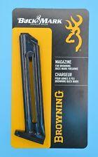 Browning BuckMark Magazine 10-Round RD 22-LR Factory Clip Mag Camper Contour URX