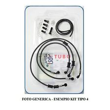 Kit tubi freno FRENTUBO PUCH-FRIGERIO 250 CROSS 85 NO BULLONI tipo 4