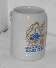 Bierkrug - Klosterbrauerei Andechs Bier - Tonkug Top