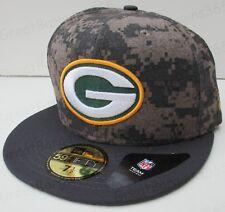 cee1eec88b1 NFL Green Bay Packers New Era 59FIFTY Cap Hat Headwear 7 1 2 59.6cm