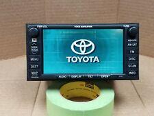 Toyota Solara 2004 2005 2006 AM/FM/CD/Navigation Radio 86120-33590 E7001 OEM JBL