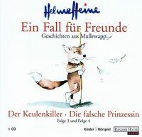 Ein Fall für Freunde Folge 3 & 4: Der Keulenkiller/Die falsche Prinzessin CD NEU