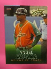 2018 Choice, Greensboro Grasshoppers, Coach - ANGEL ESPADA
