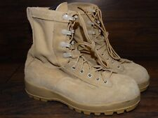 20281 Womens US ARMY Issue Hot weather McRae Combat Boots 4.5 w ~ hiking hunting