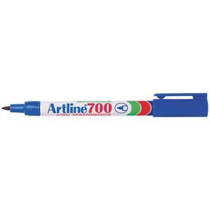 12 x Artline 700 BLUE 0.7mm