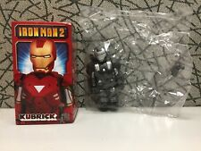 "Medicom Marvel Iron Man 2 Kubrick ""War Machine"""