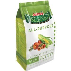 Jobes All-Purpose Organic Dry Plant Food