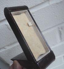 Vintage Jewellery Box  -  Ladies Watch Display Holder