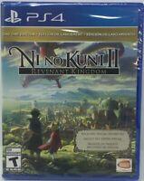 NEW PS4 Ni no Kuni II Revenant Kingdom Day One Edition PlayStation 4 2018 sealed