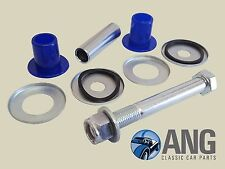 TRIUMPH SPITFIRE, GT6, HERALD, VITESSE REAR HUB TRUNNION BUSH & BOLT KIT 514370