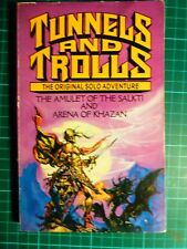 The Amulet of the Salkti & Arena of Khazan for Tunnels and Trolls T&T like AD&D