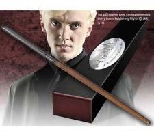 Harry Potter Officiel Collectionneurs Draco Malefoy Réplica Wand Bonus Nom Socle