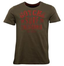 GOTCHA Imprimé Fashion T-shirt Petit kaki TD084 BB 12
