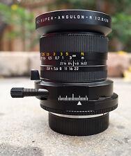Leica 28mm PC- Super-Angulon-R f/2.8