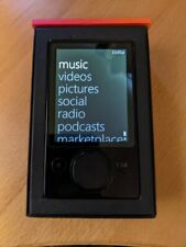 Microsoft Zune 120 Gb Black Digital Media Player. Fully working