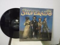 """Silverado"",Geffen,US,LP,stereo,PROMO,Still In Shrink,original movie score,MINT"