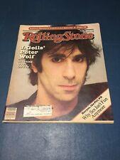 Rolling Stone Magazine J. Geils Peter Wolfe 1982 Issue #364 +Ml