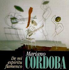 NEW De mi espiritu flamenco (Flamenco Spirit) (Audio CD)