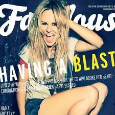 July Weekly Fabulous Film & TV Magazines