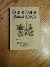 Father Smith instructs Jackson from 1958