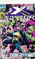 X-Factor #74 Comic Book Marvel Very Fine
