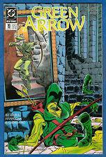 GREEN ARROW # 19  - DC 1989  (fn-vf)