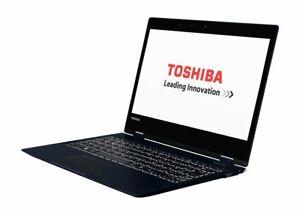 """NEW Toshiba Portege X20W-E 12.5"""" 2-in-1 Laptop i5-8350U 8GB 128GB W10P 4G Touch"""