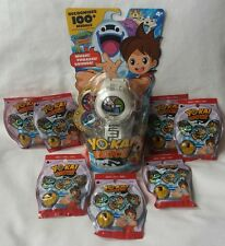Yo-Kai Watch Series 1 Medal Toy Music & Sounds Includes Series 2 Blind Bags NEW