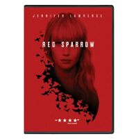 NEW red sparrow dvd Jennifer Lawrence