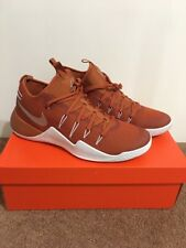NIKE HYPERSHIFT TB PROMO MEN'S TEXAS LONGHORN 856488-882 Sz 13 DESERT ORANGE