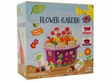 Grow Your Own Bee Flower Garden Childrens Kids Decorate Learning Science Toy