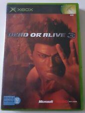 Dead or Alive 3 Xbox jeu complet avec livret en français en bon état voir photos