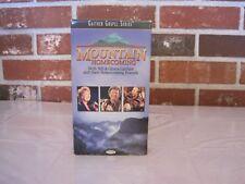 1999 serie Gaither Gospel Video-Vhs regreso a casa de montaña -- Usado