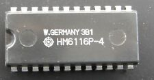 2 X HM6116P-4,or LP-3, or 3-6116P-5 2048 X 8bit High Speed CMOS Static RAM 24pin