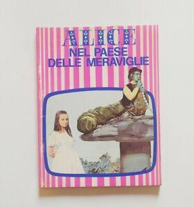 Alice nel paese delle meraviglie Lewis Carroll 1974
