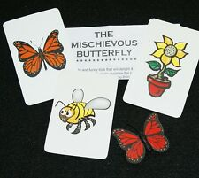 Mysterious Butterfly --like The Web, but kinder and gentler -- CLEARANCE    TMGS