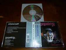 Megadeth / Killing Is My Business... And Business Is Good JAPAN SRCS-7549 C9