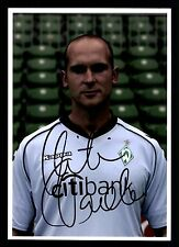 Christian Vander Werder Bremen Photo original signed + G 16245