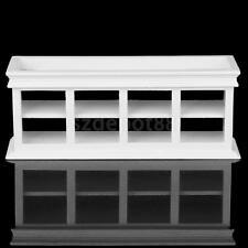 1:12 Dollhouse Miniature Cake Snack Counter Display Shelf Shop Accessory
