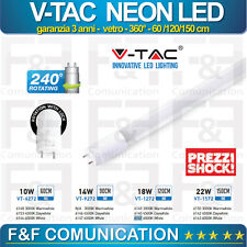 NEON LED TUBO LED 60 CM 120 CM 150 CM T8 OPACHI CALDO FREDDO SPOT LED VTAC V-TAC
