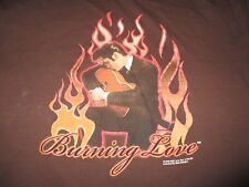 "Vintage 35th Elvis Presley ""Burnng Love"" (2Xl) T-Shirt"