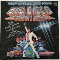 Big Disco Movie Hits Records Vinyl LP - (69)