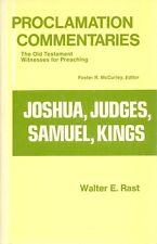 Joshua, Judges, Samuel and Kings (Proclamation Com
