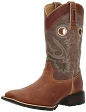 Durango Mustang Men's Brown Leather Western DDB0119 8 Medium