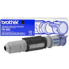 Genuine Original Brother TN-200 Black Toner Cartridge | FREE FAST DELIVERY