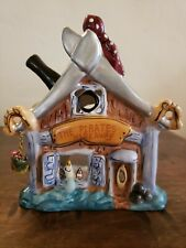 Blue Sky Clayworks Pirates Hideaway Heather Goldminc 2009 Candle Holder